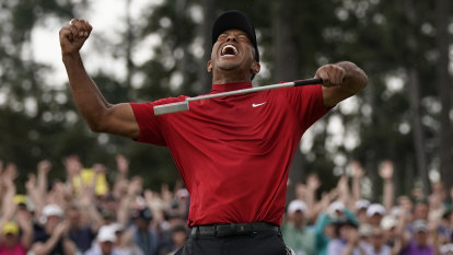 Fait accompli: Woods elected to golf's Hall of Fame