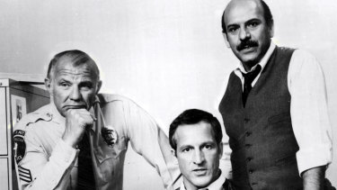 The best of today's television can be traced back to Hill Street Blues in the 1980s.
