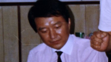 Stern Hu was detained in China in 2009.