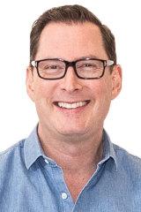 Former Virgin USA CEO Jonathan Peachey.