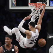 Booed by his own fans, then taunted in NY, Ben Simmons had to respond