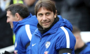On the way out: Antonio Conte.