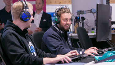 Australian esports team The Chiefs demonstrated gaming over Telstra's 5G network on the Gold Coast.