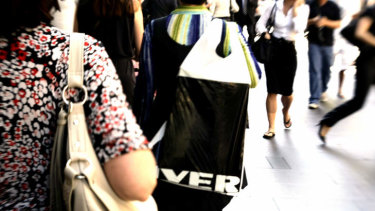 Goodbye, fashion addicts! Myer is looking to lure back its traditional mum and dad shoppers.