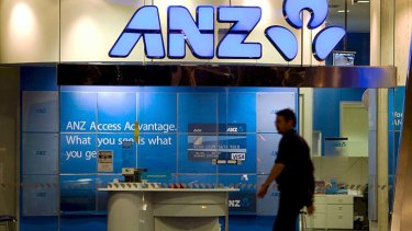 ANZ is reviewing its asset financing business.