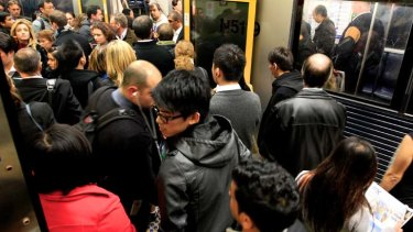 A lack of train crew was found to be major contributor to the disruptions last month.