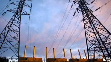 The batteries jumped in to stabilise the grid when power stations had generator failures.