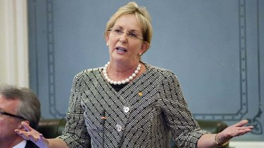 Opposition domestic violence prevention spokeswoman Ros Bates.