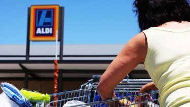 Aldi performed poorly in the Deakin University report.