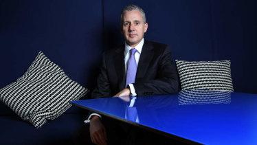 Telstra chief executive Andy Penn