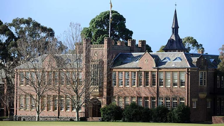 The Geelong College.