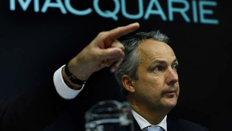 CEO Nicholas Moore said Macquarie remained well positioned to deliver superior performance in the medium-term.