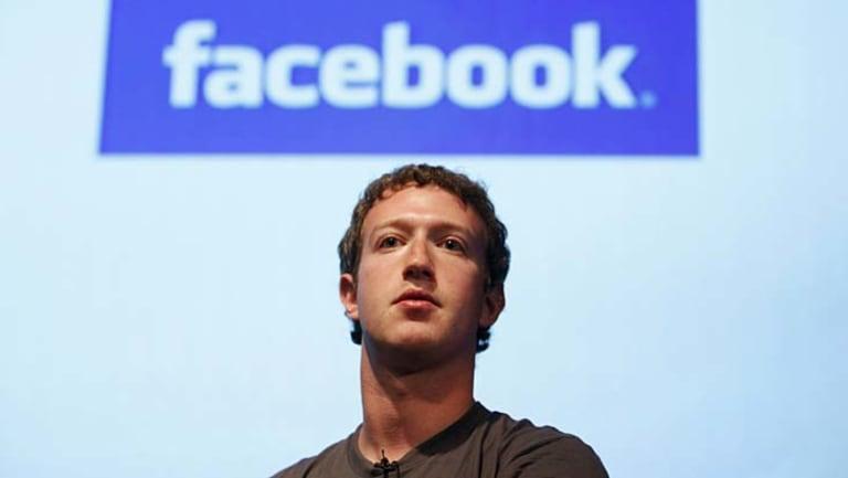 Feeling the heat ... could investors begin to question Mark Zuckerberg's leadership?