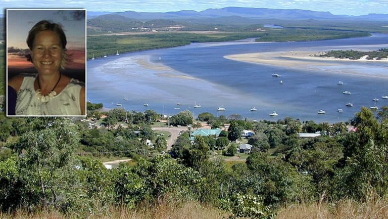Donna Steele was found dead in a Cooktown river.