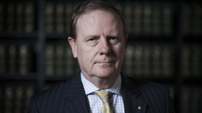 Peter Costello has warned how difficult it is to lift interest rates.