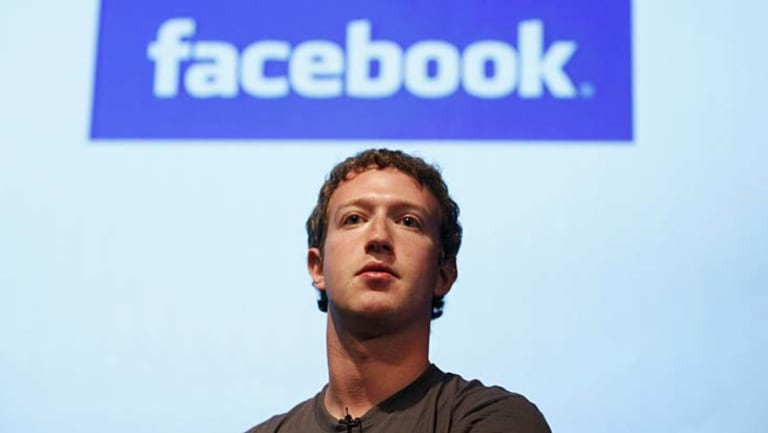 Feeling the heat ... could investors begin to question Mark Zuckerberg's leadership?