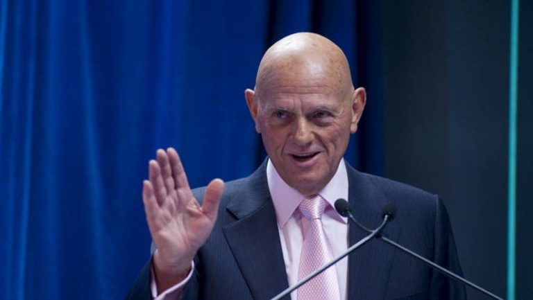 Chairman of Premier Investments, Solomon Lew.