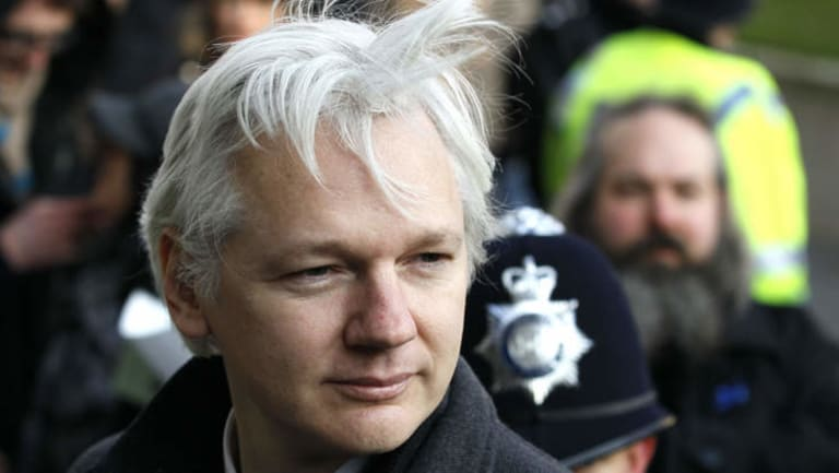 Julian Assange has lost his bid to overturn a warrant for his arrest.