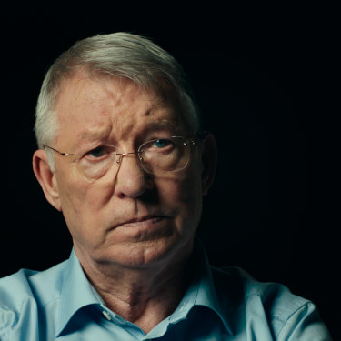 Jason Ferguson turns the spotlight on his father in a documentary that traverses the career highs and lows, and the forces that shaped one of the most successful managers in the history of soccer.