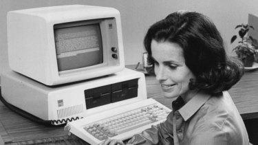 IBM Personal Computer, September 11, 1981.