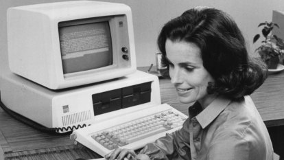 From the Archives, 1983: IBM launches the PC in Australia