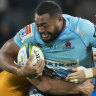 Waratahs have plenty to fight for, says Beale