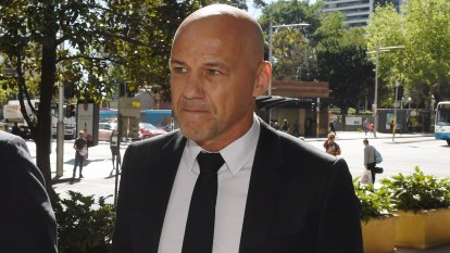 Gary Jubelin appears in court over illegal recording allegation