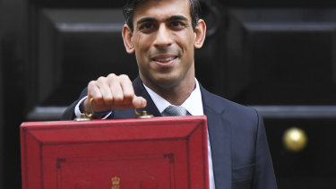 Chancellor Rishi Sunak has promised to spend more money if Tuesday's package isn't enough to support the economy.
