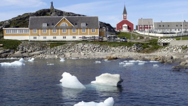 Greenland has considerable natural resources, including coal and uranium.