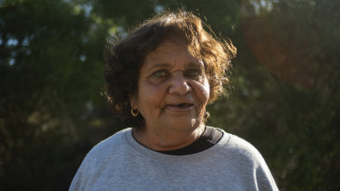 Noelene has been sleeping in the streets of Perth for six years.