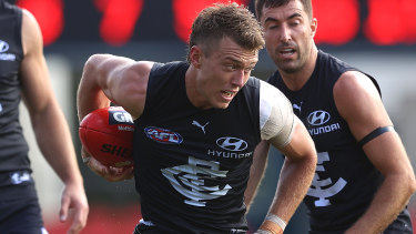 Cripps faces a four-month rehabilitation period before he is back in full training.