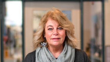 Linda Davison, centre co-ordinator at Clarendon Children's Centre.