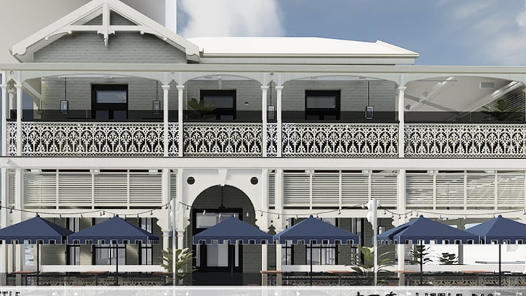 Little Big House is the latest venture from the owners or Aria and Riverbar.