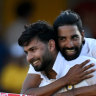 Australia stunned by India in classic finish to fourth Test