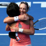 Doubles delight for Stosur