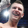 Horn ready to reclaim throne as king of Australian boxing