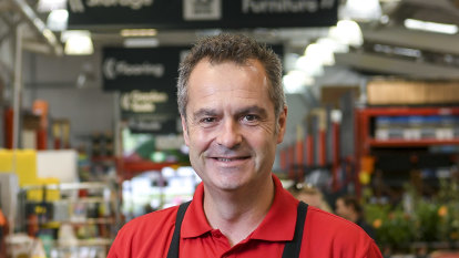 'A slippery slope': Bunnings boss calls for industrial relations scrutiny