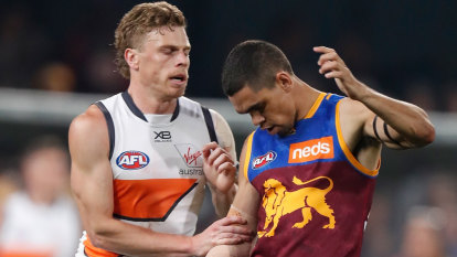 'You've got to be angry to play finals footy': Nicks