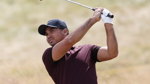 Day to follow Tiger's lead in Open quest