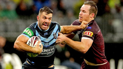 Origin player ratings - Tedesco brilliant but not the Blues best