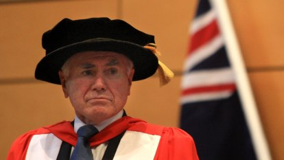 Hard lessons: On unis, Coalition has embraced Howard's way