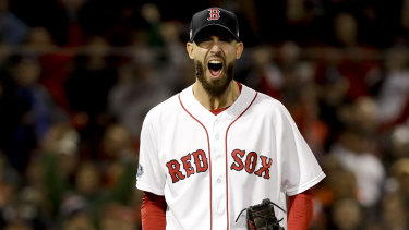 The Red Sox could be tripped up by their pitching.