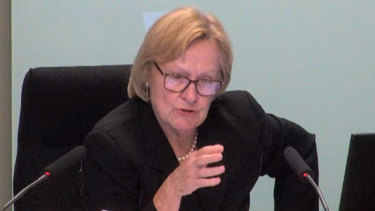 Commissioner Patricia Bergin's findings were released publicly on Tuesday afternoon.