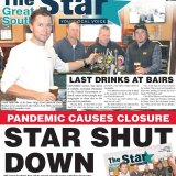 Front page of the Great Southern Star based in Leongatha