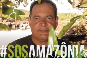 Rieli Franciscato, defender of isolated Amazonian tribes in Brazil, was killed by an arrow to the chest.