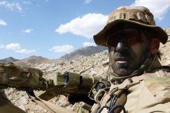 SAS combat medic Dusty Miller