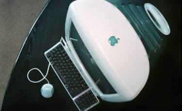 The iMac has come a long way since 1998.