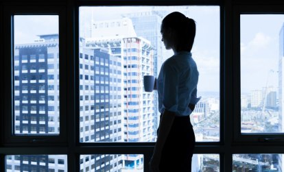 It's not just a man's world. Where are all the female investors?