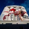 Final town chosen for WA's silo art trail