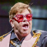 'I didn't really want to die': Elton John on why he's still standing